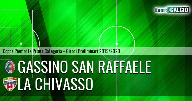 Gassino San Raffaele - La Chivasso