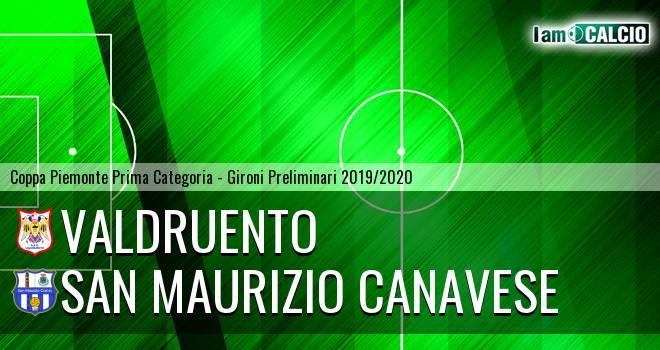 Valdruento - San Maurizio Canavese