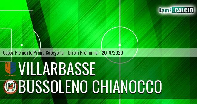 Villarbasse - Bussoleno Chianocco