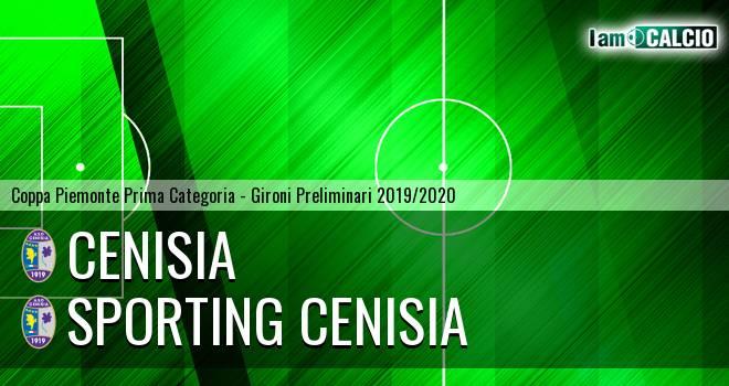 Cenisia - Sporting Cenisia