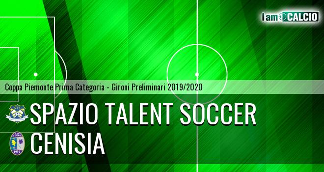 Spazio Talent Soccer - Cenisia