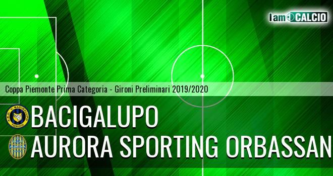 Bacigalupo - Aurora Sporting Orbassano