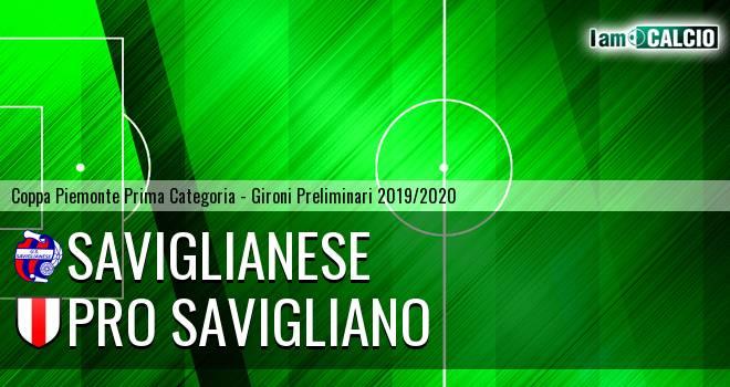 Saviglianese - Pro Savigliano
