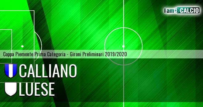 Calliano - Luese
