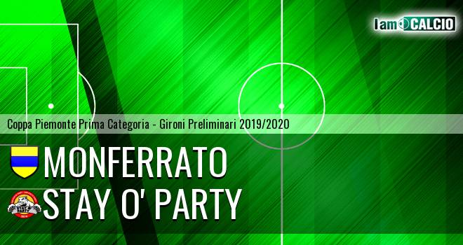 Monferrato - Stay O' Party