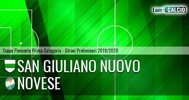 San Giuliano Nuovo - Novese