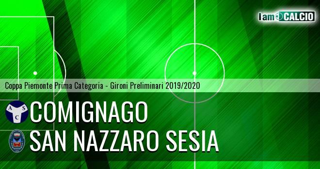 Comignago - San Nazzaro Sesia