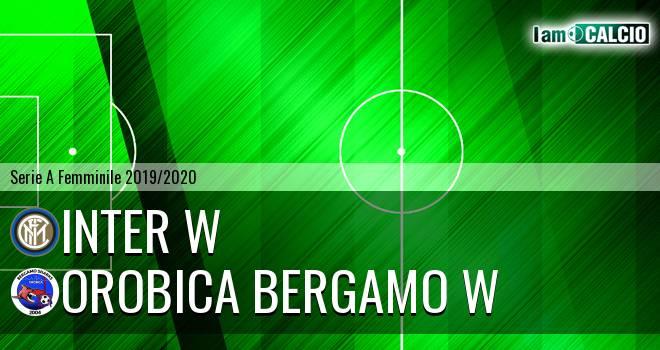 Inter W - Orobica Bergamo W