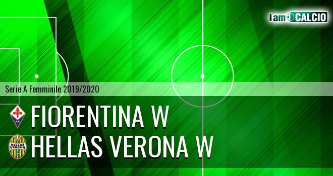 Fiorentina W - Hellas Verona W