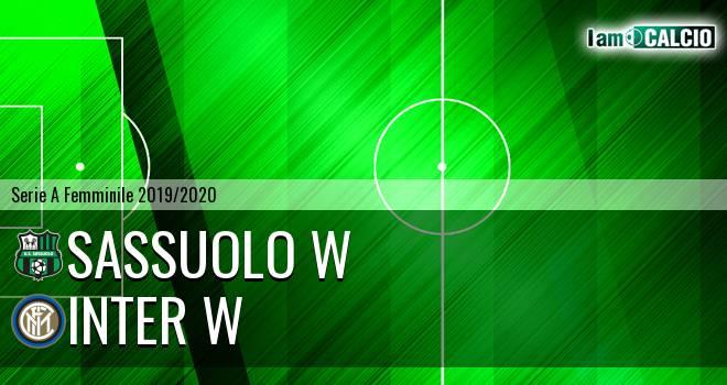 Sassuolo W - Inter W