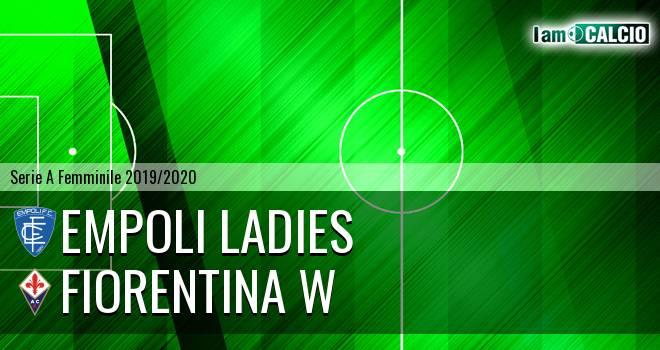 Empoli Ladies - Fiorentina W