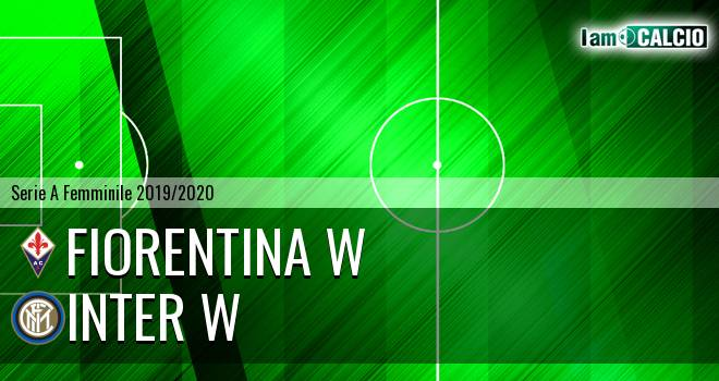 Fiorentina W - Inter W