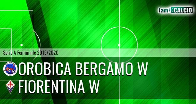 Orobica Bergamo W - Fiorentina W
