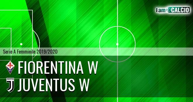 Fiorentina W - Juventus W