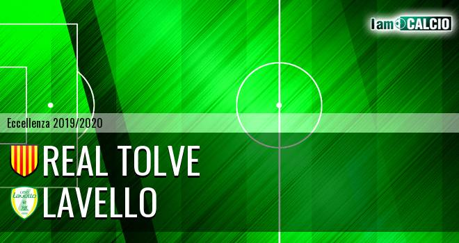 Real Tolve - Lavello