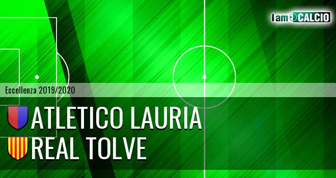Atletico Lauria - Real Tolve