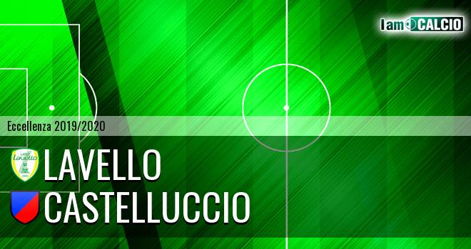 Lavello - Castelluccio