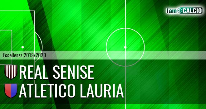 Real Senise - Atletico Lauria