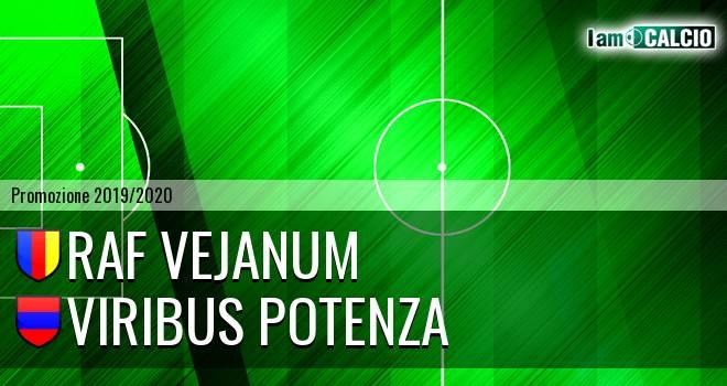 Raf Vejanum - Viribus Potenza
