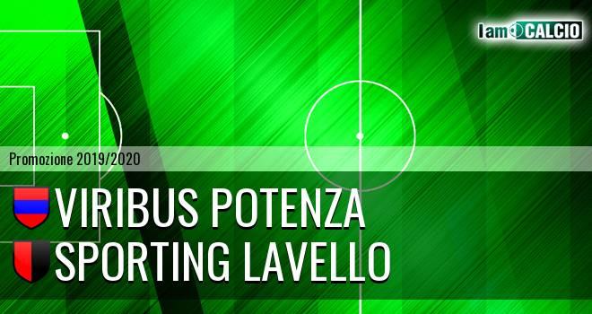 Viribus Potenza - Sporting Lavello