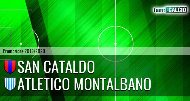 San Cataldo - Atletico Montalbano
