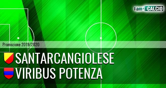 Santarcangiolese - Viribus Potenza