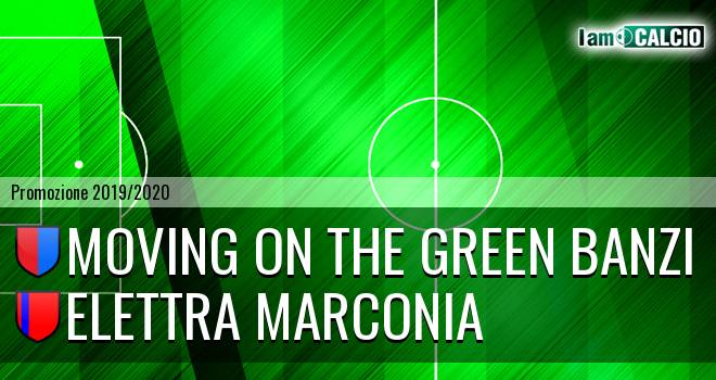 Moving on the Green Banzi - Elettra Marconia