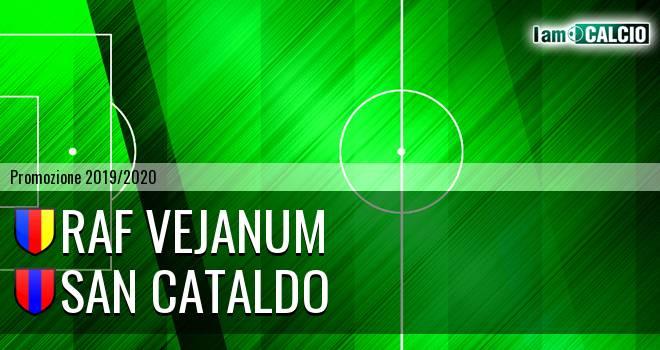 Raf Vejanum - San Cataldo