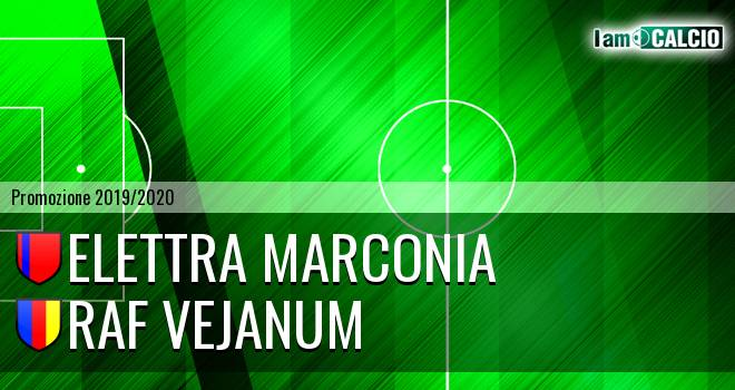 Elettra Marconia - Raf Vejanum