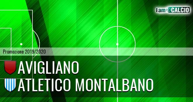Avigliano - Atletico Montalbano
