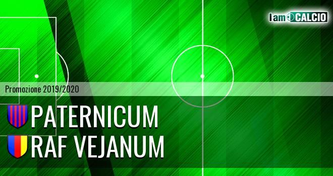 Paternicum - Raf Vejanum