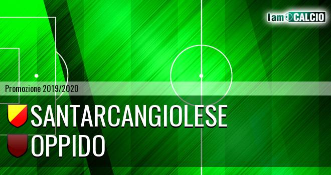 Santarcangiolese - Oppido