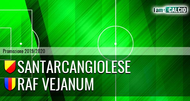 Santarcangiolese - Raf Vejanum