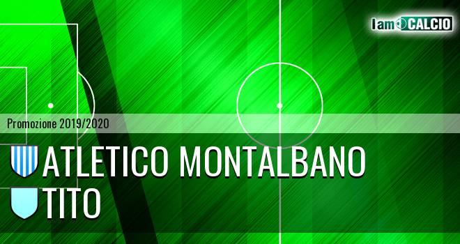 Atletico Montalbano - Tito