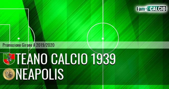 Teano Calcio 1939 - Neapolis