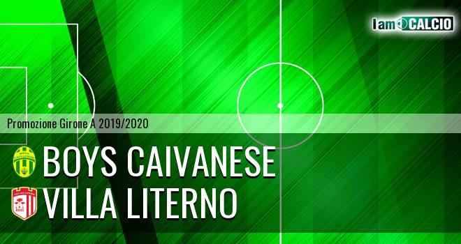 Boys Caivanese - Villa Literno