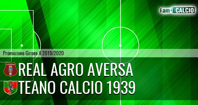 Real Agro Aversa - Teano Calcio 1939