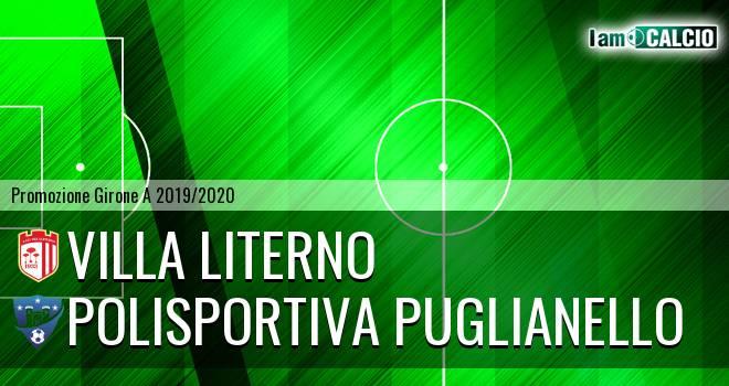 Villa Literno - Polisportiva Puglianello