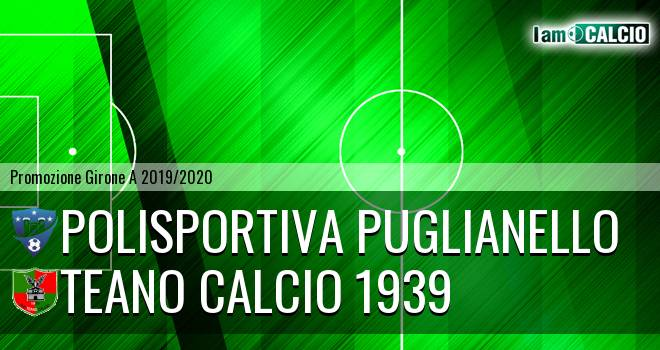 Polisportiva Puglianello - Teano Calcio 1939
