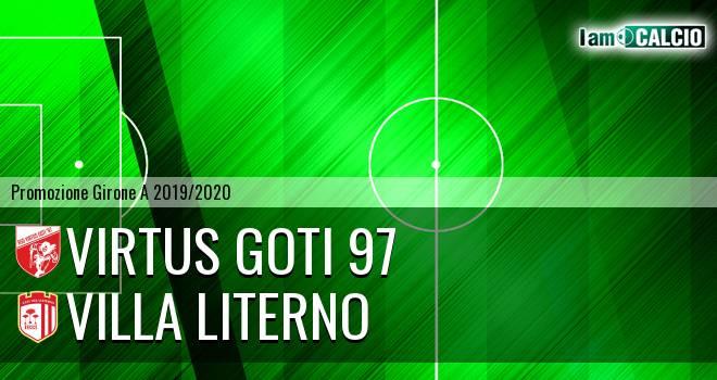 Virtus Goti 97 - Villa Literno