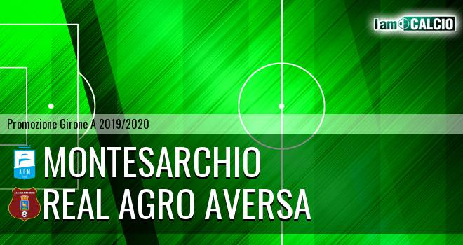 Montesarchio - Real Agro Aversa
