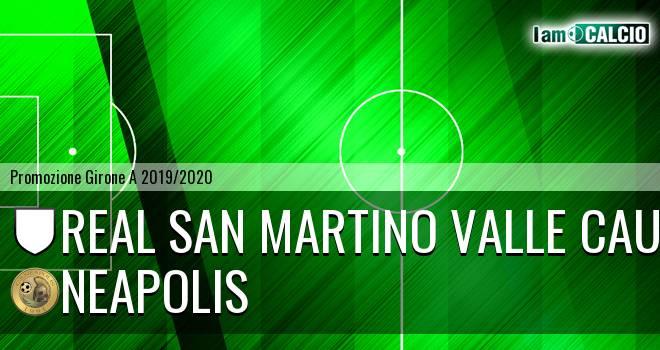 Real San Martino Valle Caudina - Neapolis