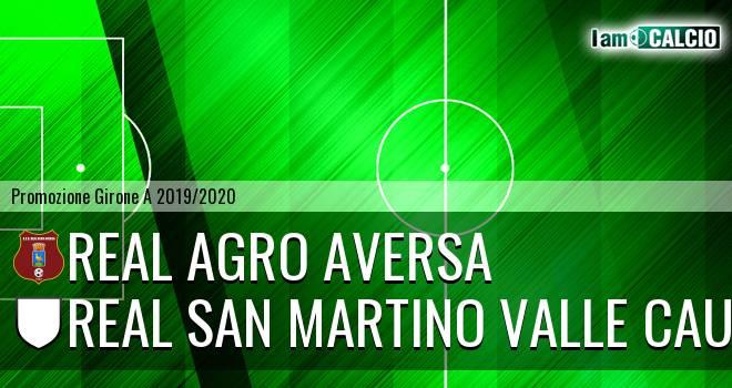 Real Agro Aversa - Real San Martino Valle Caudina