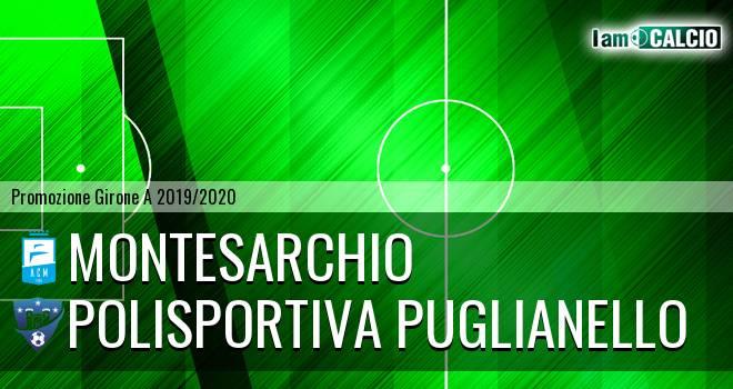 Montesarchio - Polisportiva Puglianello