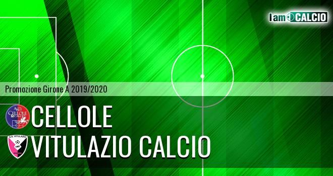 Cellole - Vitulazio Calcio
