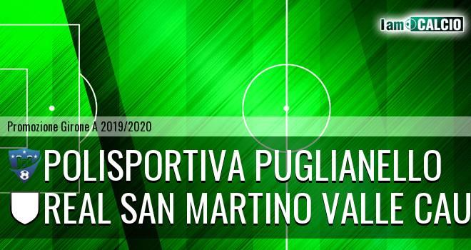 Polisportiva Puglianello - Real San Martino Valle Caudina