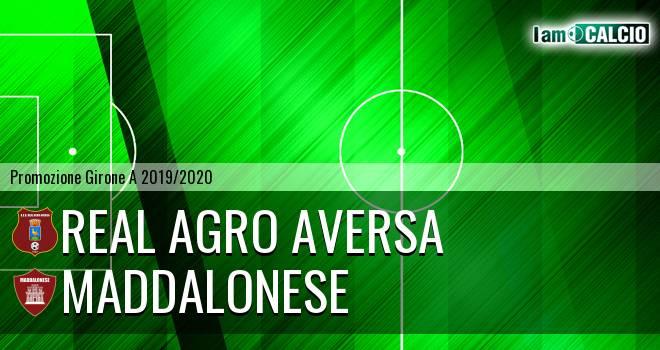 Real Agro Aversa - Maddalonese