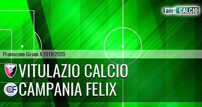 Vitulazio Calcio - Campania Felix