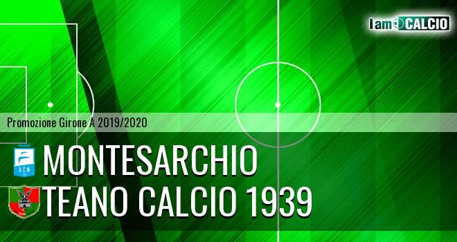 Montesarchio - Teano Calcio 1939