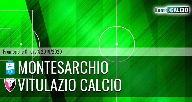 Montesarchio - Vitulazio Calcio